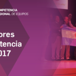 Competencia Regional de Equipos 2017 | Ganadores ASQ 2017