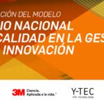 Presentación del Modelo Premio Nacional a la Calidad en Gestión de la Innovación
