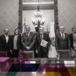 Convenio entre EXCELENCIA y Cascos Blancos