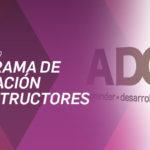 Programa de formación de instructores de ADCA